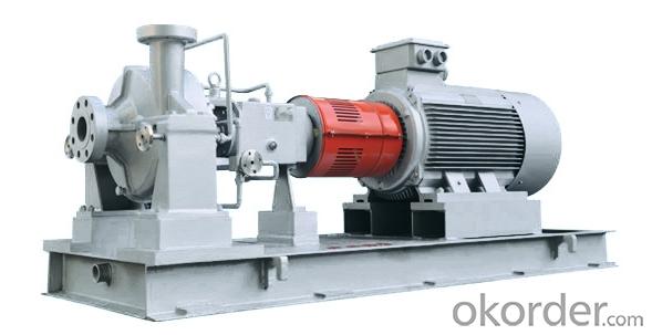 HPA Series Petrochemical Process Pump(API610, API682)