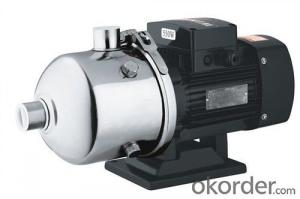CHL/CHLF(T) Horizontal Multistage Stainless Steel Centrifugal Pumps With High Quality