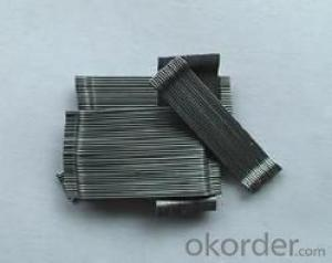 Steel Fiber Glued For Construction CNBM China