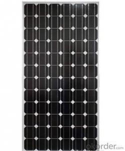 Solar Monocrystalline Series Panels205-w