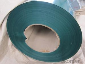 Colored Pre Painted Galvanized Steel Coil in Coil