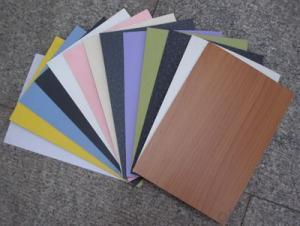 HPL High Pressure Laminate Wood Grain Color