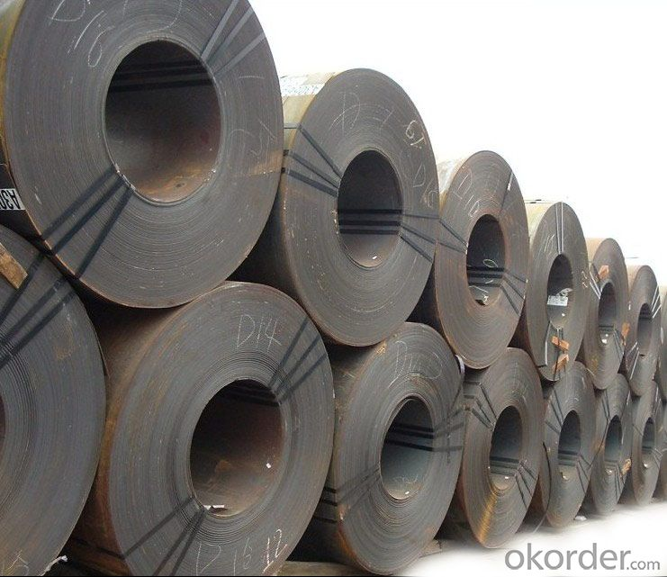 Hot Rolled Steel Coils/Sheets from China CNBM,A36