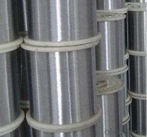 Metallic Magnesium Alloy wire AZ91 in China