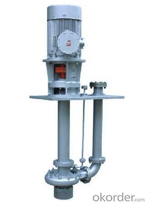 HYS Series Chemical Submerged Pump(API 610)