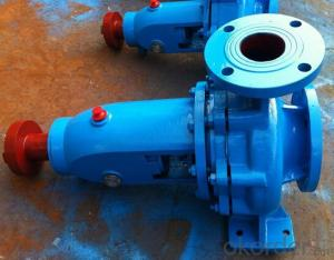 Horizontal Centrifugal End Suction Water Pump for Irrigation