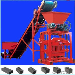 Block Maker ,Brick Making Machine Hot Sale in Russia QTJ4-30