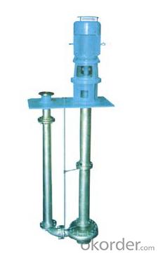 HYA Series Chemical Submerged Pump(API 610)