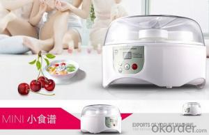 Commercial Portable Yogurt Maker / Yogurt Machine