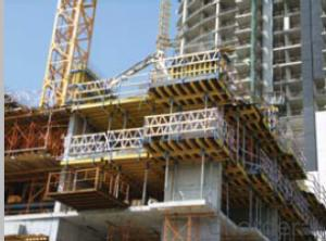 Timber Beam Formwork with Shearing Force Failure Load 40KN