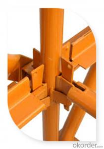 Kwikstage Modular Scaffolding System with Top Quality CNBM