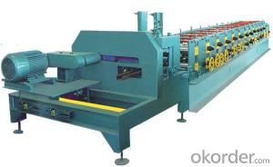 C&Z Steel Profiles Cold Roll Forming Machine