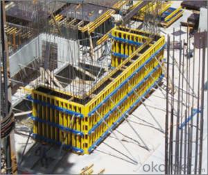 Timber Beam Formwork of Easy Assembly and Safety