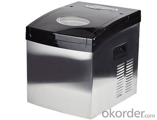 15KG/24h Industrial Ice Cube Maker, Ice Maker