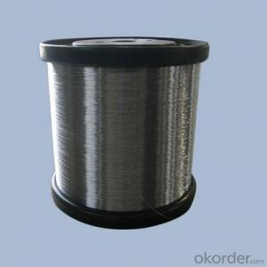 Metallic Magnesium Alloy wire AZ91 in China