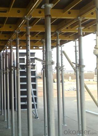 Ring-Lock Scaffolding ,Tower Scaffolding with Hot or Cold Galvanized Surface