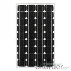 75W-100W Mono Solar Panels, Solar System