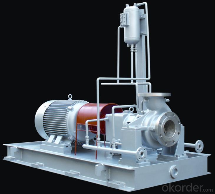 HPB Series Petrochemical Process Pump(API610, API682)