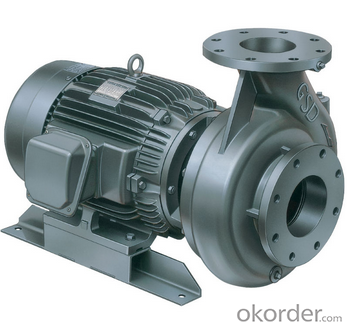 GPS Series Vertical Low Pressure Canned Motor Pump