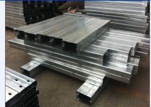 SMXYX Hot Dipped Galvanized C Purlin Steel