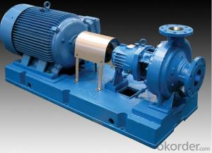 Horizontal Chemical Process Pump(ISO2858, API682)