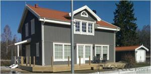Prefabricated House with Bedroom Smart Prefab Houses Light Steel