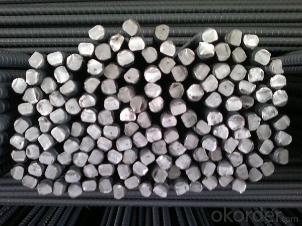Hot Rolled GB Standard Deformed Steel Rebars for Construction