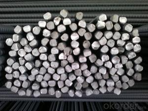 Hot Rolled GB Standard Deformed Steel Rebars for Construction