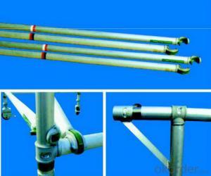 Frame Type Steel Scaffolding CNBM