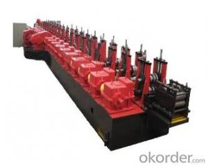 C Channel Profiles Cold Roll Forming Machine
