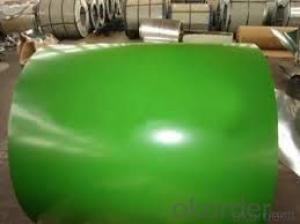 PPGI Color Coated Galvanized Steel Coil Prime