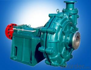 Rubber Anti-wear Slurry Centrifugal pump