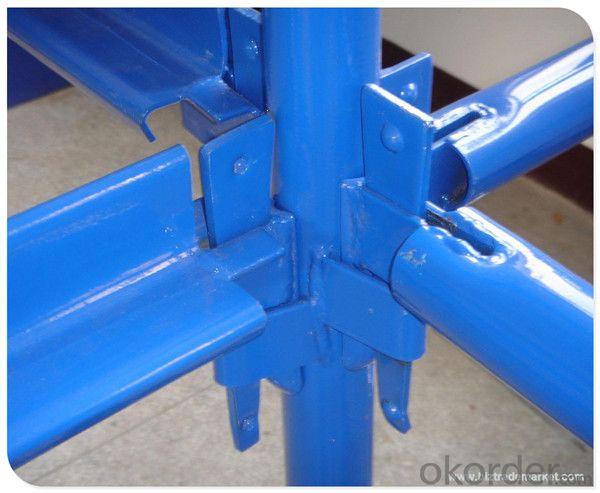 Metal Cuplock Ringlock Kwikstage Scaffolding System CNBM