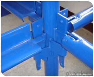 AS/NZS 1576 Painted Galvanized Kwikstage Scaffolding System CNBM