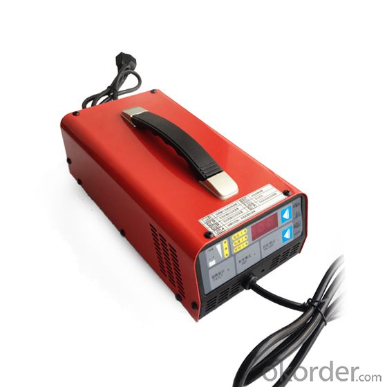 Battery Charger 1500W  Lithium Battery for Golf Bus