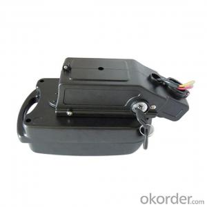 Lithium Battery Pack for Electric Bike 36V