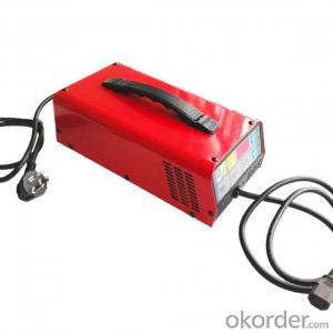 Battery Charger 1500W  Lithium Battery for Signtseeing Bus
