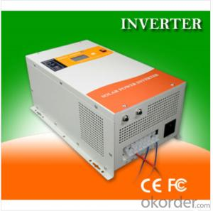 Pure Sine Wave Inverter with Mppt Controller 1000w 2000w 3000w