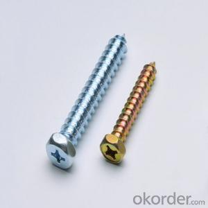 DIN916/ISO4029 Hexagon Self Set Screws with Cone Point Low Price