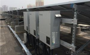 Grid Connected Solar Inverter 4000-6000UE