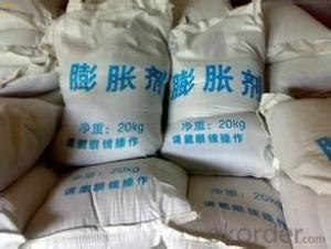 Concrete Expanding Agent with the Best Price & High Quality