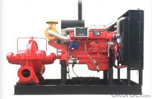 Diesel Engine Driven Fire Fighting Water Pump