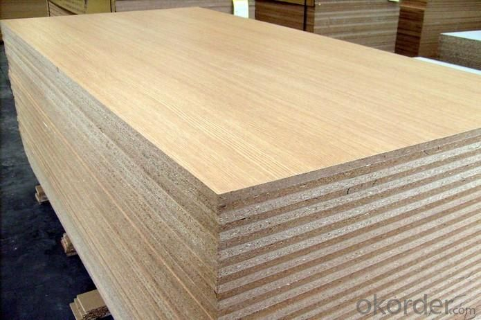 Melamine Chipboard Melamine Particle Board for Furniture Making