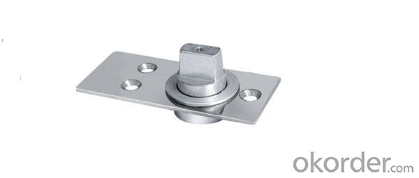 Patch Fitting Accessory Pivot on Hot Sales For Glass Door / Glass Patch Fitting DC1159A