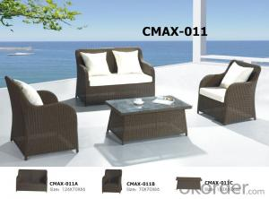 Outdoor Sofa with Professional Hand Rattan CMAX-C235