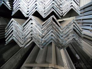 Hot Rolled Steel Angle Bar with High Quality 65*65mm