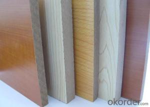 Melamine Faced MDF Boards in Solid Colors