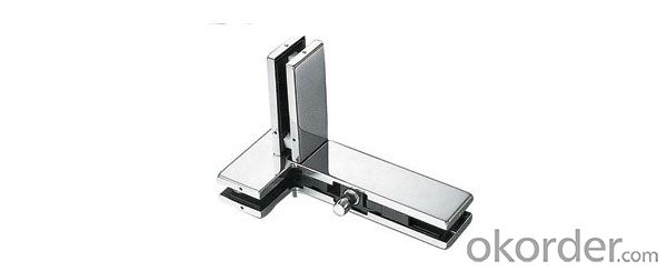 Door Clamp for Glass Door/ Stainless Steel Glass Door Patch fittingDC414