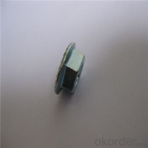 Small Size Hex Nut  High Strength Factory Price Leading Suppier