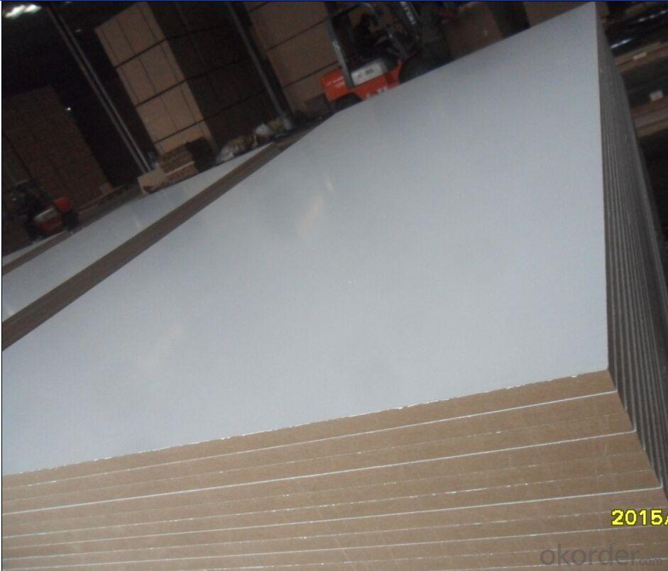 Satin Surface Finish Melamine MDF Boards